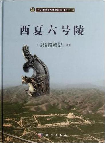 《西夏六号陵》入选2013年全国文化遗产十佳图书