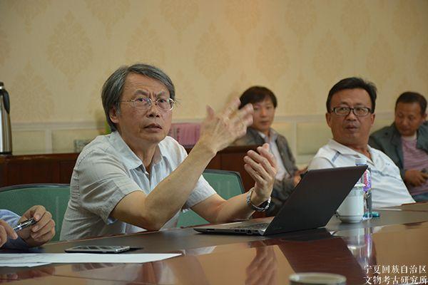台湾中央研究院院士王明珂来我区讲学