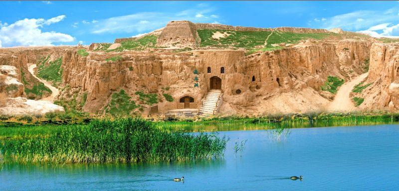 2016年水洞沟遗址考古发掘工作获评优秀