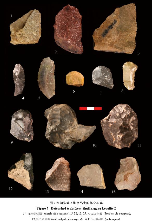 石器 剥片