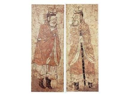 固原北周壁画墓与艺术风格