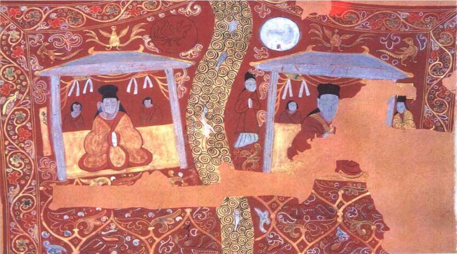 固原北魏—隋唐穹窿顶墓室与覆斗形墓志的关系考述