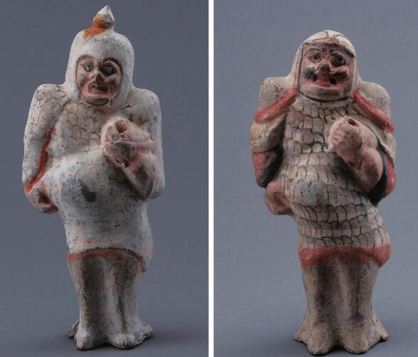 宁夏地区镇墓神俑的艺术造型及演变