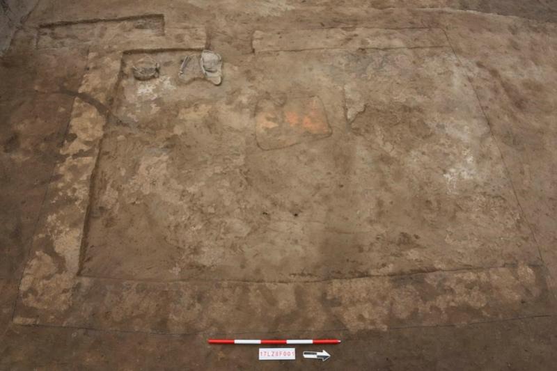宁夏文物考古研究所开展隆德县周家嘴头新石器遗址考古发掘