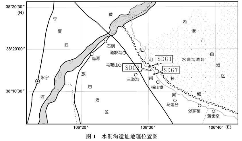 水洞沟遗址地层划分与年代测定新进展