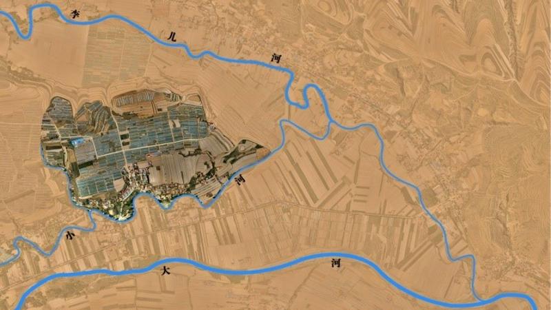 姚河塬遗址──商周时期的西北疆域