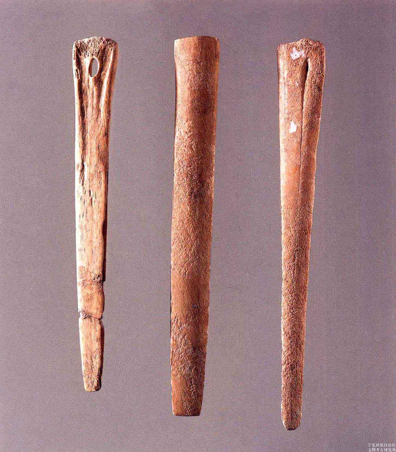 骨匕(3件)
