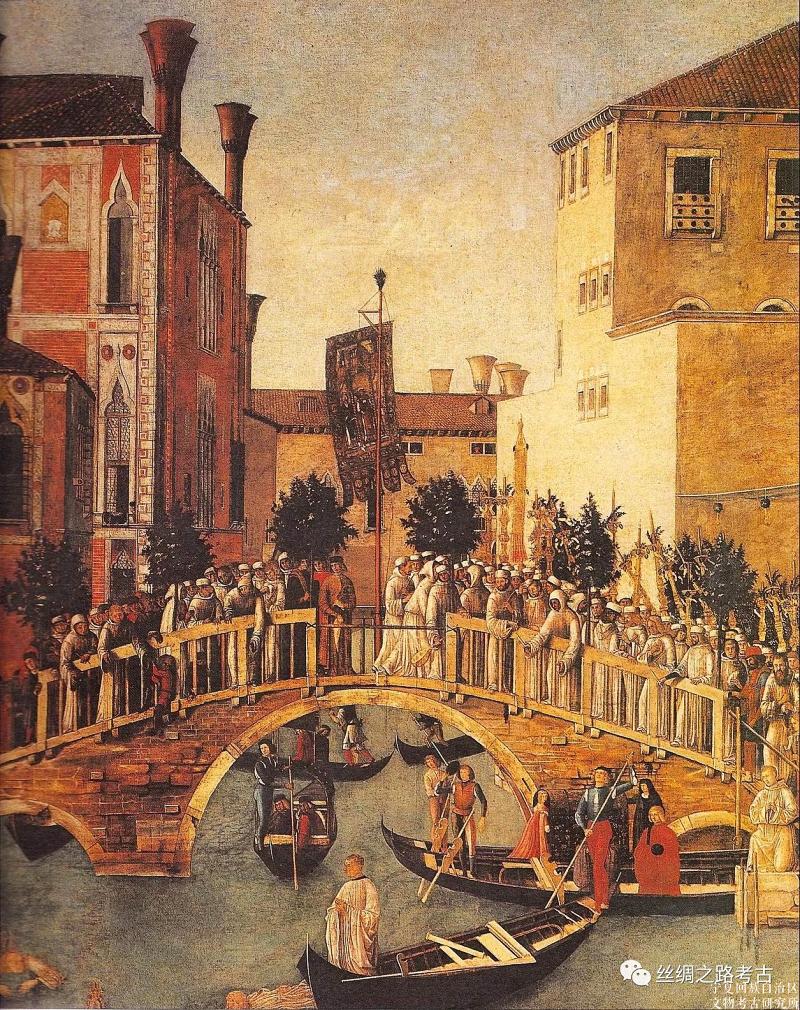 """林梅村:威尼斯""""马可波罗罐""""调查记"""