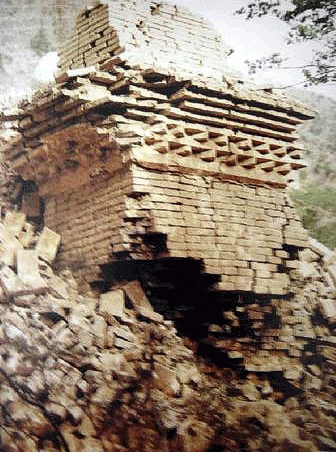 贺兰山拜寺沟方塔废墟考古散论