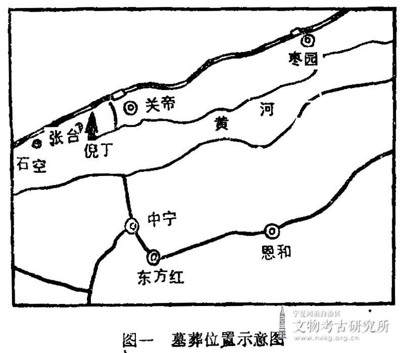 宁夏中宁县青铜短剑墓清理简报
