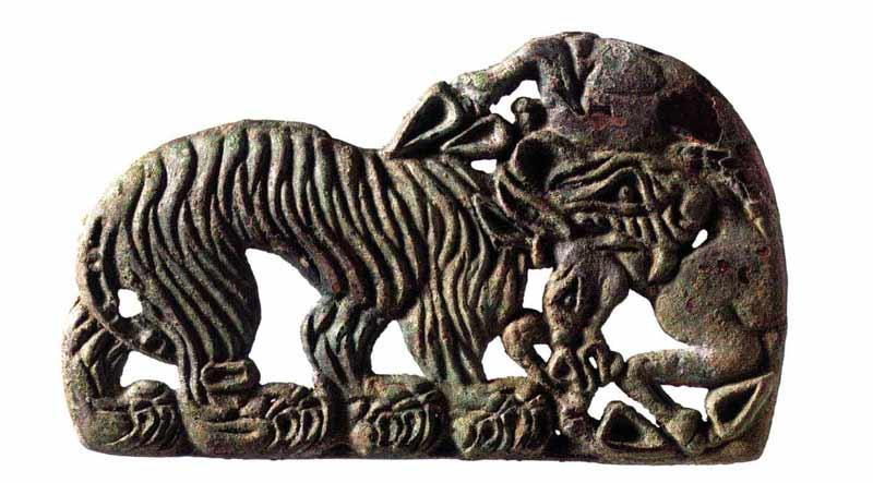 宁夏南部春秋战国时期青铜文化的发现及其特征