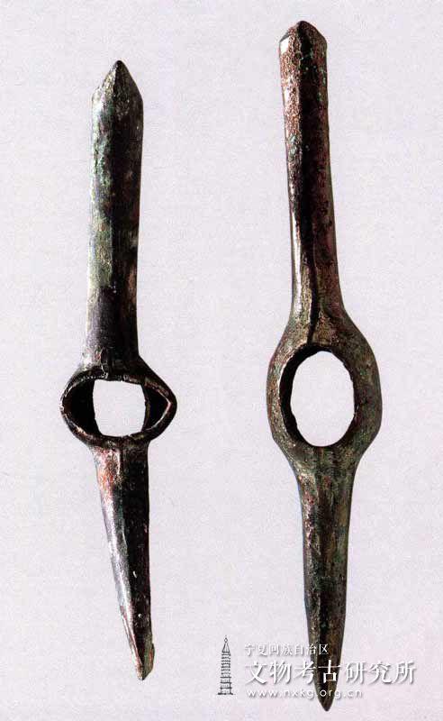 鹤嘴铜斧(2件)