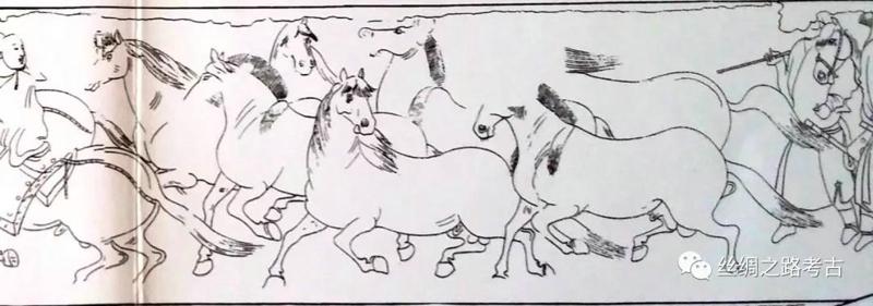 张庆捷:粟特商人贩马图考释
