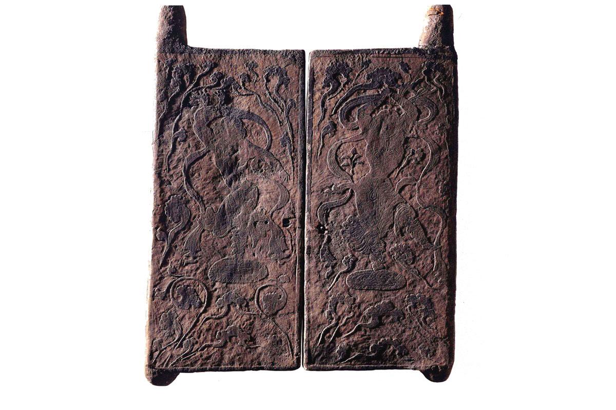 考古所见丝绸之路宁夏段上的乐舞艺术
