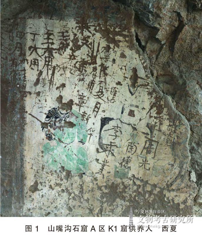 宁夏、内蒙古境内的西夏石窟调查
