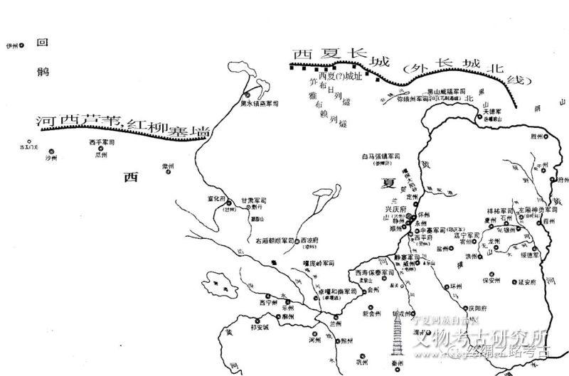 A.A. 科瓦列夫:是否有可能汉河西长城被当做西夏塞墙使用?