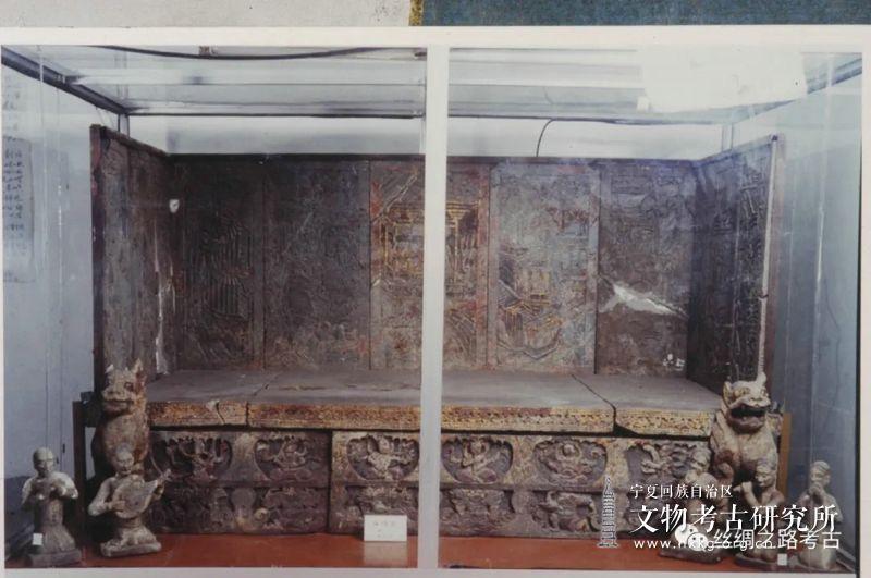 李宁民:天水出土屏风式石棺床的修复及研究