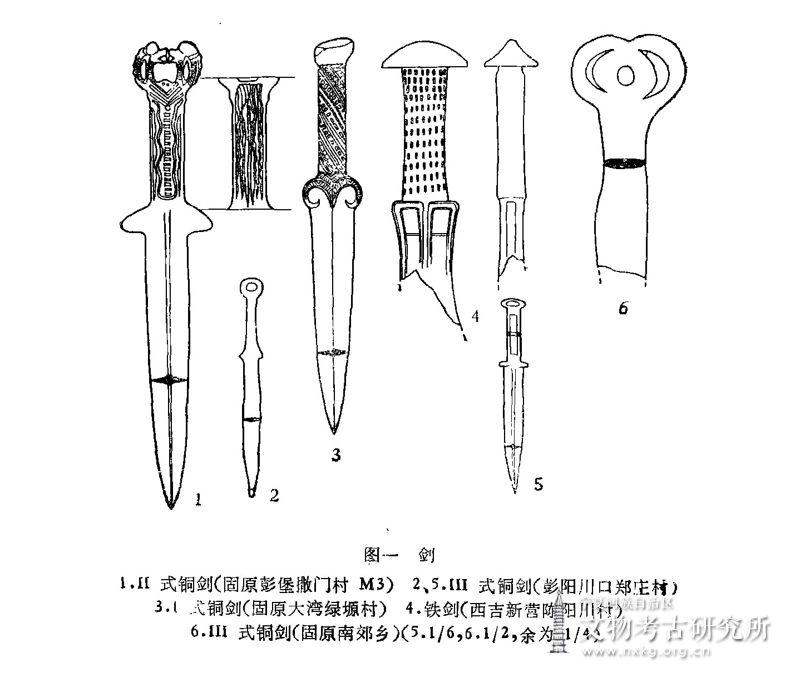 宁夏固原近年发现的北方系青铜器