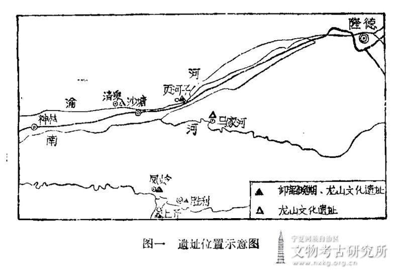 宁夏隆德县页河子新石器时代遗址发掘简报