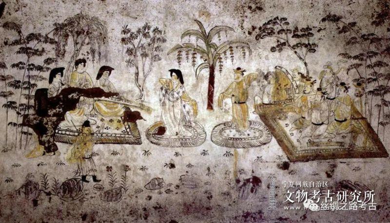 唐代舞筵考——从韩休墓壁画乐舞图谈起