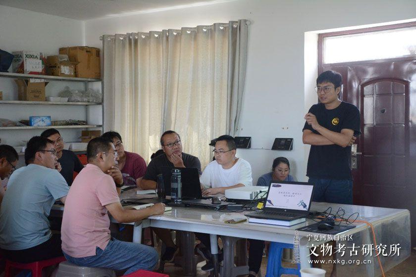 水洞沟考古队邀请李锋研究员开展系列学术讲座